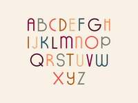 Fall Typeface
