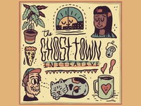 The Ghost Town initiative cover