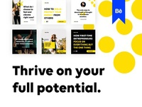 Alix Rufas Branding Behance Project
