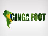 Ginga Foot logo