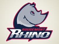 Rougemont Rhino Logo