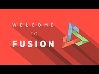 Welcome to Fusion