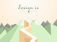 Design is ... a journey