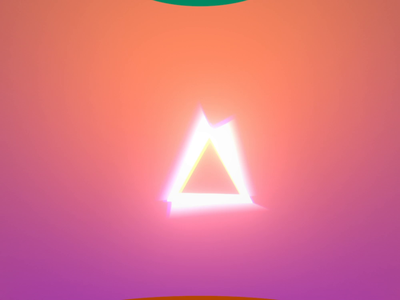 △ triangle light ae motion vector design
