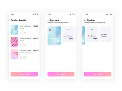 Credit Card Checkout | Daily UI credit card form checkout payment ios sketch minimal desktop gradient detail typography layout dashboard product card web app clean ux ui