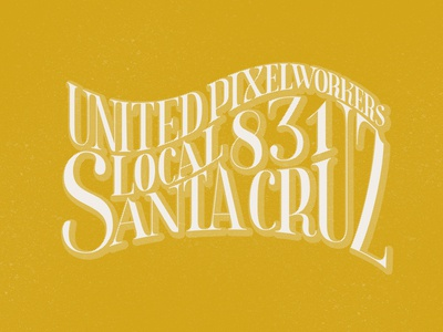 United Pixelworkers concept for Santa Cruz