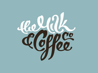 Milk & coffee