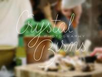 Final Crystal Birns logomark