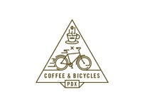 Coffee & Bicycles Concept