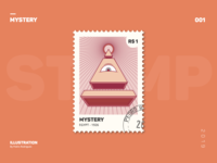 STAMP COLLECTION - 001