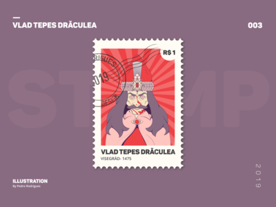 STAMP COLLECTION - 003