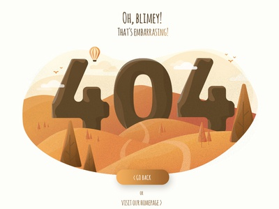 Daily UI #8 design illustration 404 daily ui 008 dailyui daily