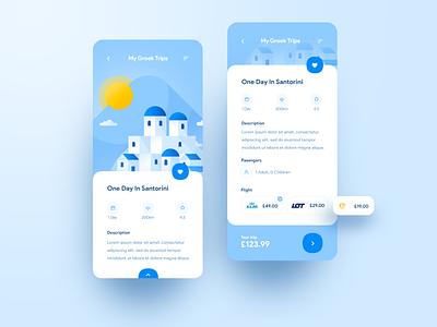 Travel App 🛫 traveling travel app web app design ios app design app design