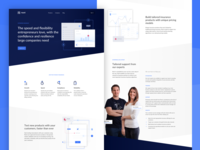 Root website - Enterprise insurance