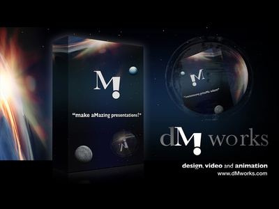 Digital Branding Graphics - dM Works