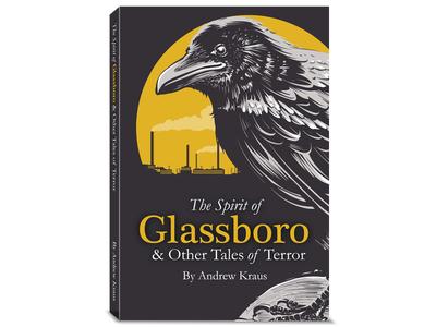 The Sprit Of Glassboro Book Cover Dribbble