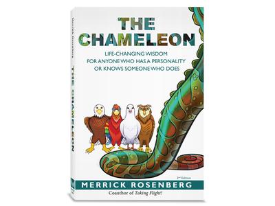 The Chameleon Book Redesign