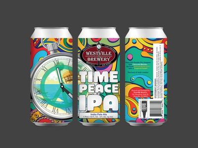 Westville Brewery Time Peace IPA