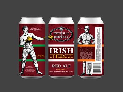 Westville Brewery Irish Uppercut Red Ale
