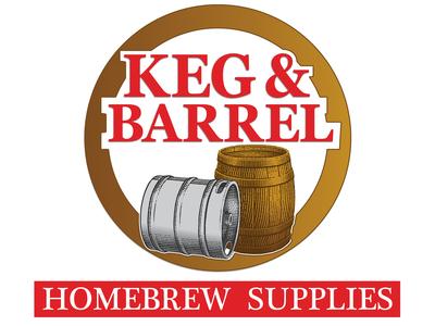Keg And Barrel Home Brew Supply Logo