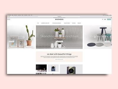 woonder — Web Design