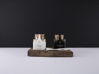 Hohoffs — Salt and Pepper Packaging