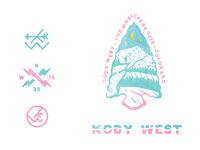 Kody West Music Fest 2018 Identity