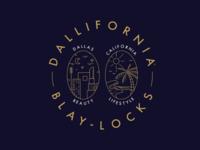 Dallifornia Badge