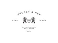 Proper & Key Menswear