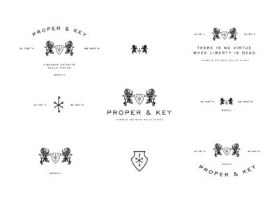 Proper + Key Menswear