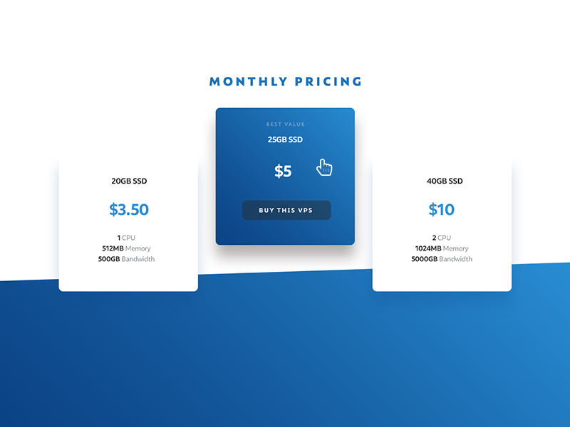 Day 030 - Pricing daily ui pricing table pricing tables dailyui pricing