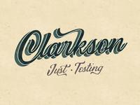 Clarkson Test
