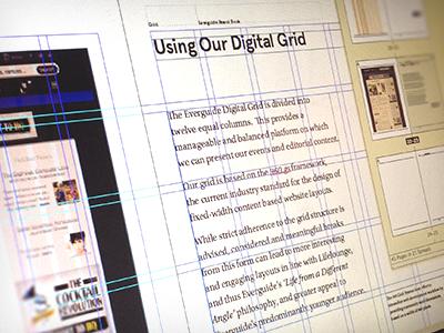 Everguide Brand Book everguide brand book indesign layout design apercu helvetica digital web