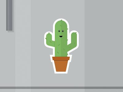 Cactus Magnet fridge magnet cactus