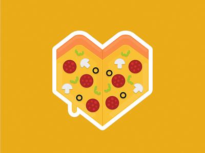 I Love Pizza pizza love