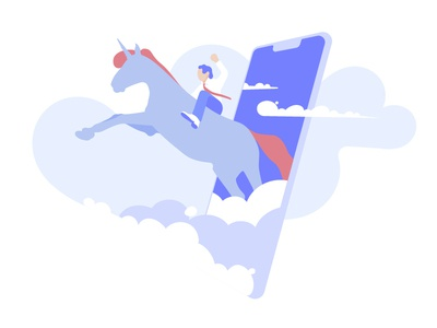 Leadership horse leadership vector illustrator illustration business digital ts trainingspace