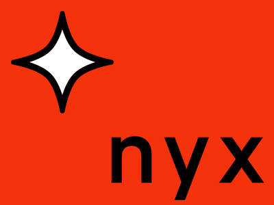 Nyx: my new brand for 2021 graphic design branding logo product design