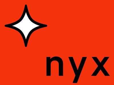 Nyx: my new brand for 2021 graphic design branding logo product design