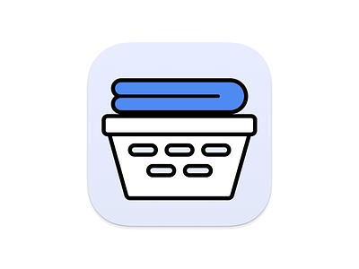 Laundry App Icon