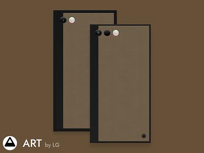 ART alternative colorways hardware phone product design mobile