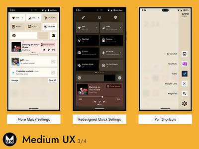 Medium UX pt.3