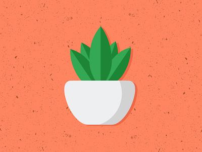 Planter - Vector Illustration Design indoor plant plant potted plant planter icon india graphic design design adobe illustrator graphic art vector illustration