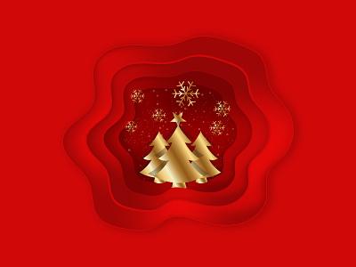 Winter Badge playoff holidays graphic design design adobe illustrator graphic art vector illustration badge winter