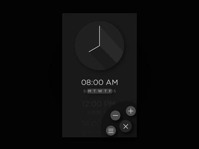 100 Day Challenge Day 13 - Alarm clock