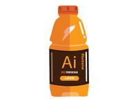 Adobe Illustrator Gatorade