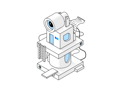 Slideshow illustration