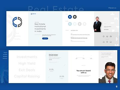 Certus Capital - Stylescape Design visual personality stylescape website design gui design branding ux design clean user interface design ui design 17seven