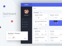 Dashboard - a discovery web app