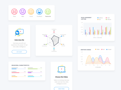 Interview Analysis Platform - UI-UX Design