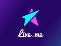 Live.Me Logo
